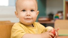 mensa per bambini