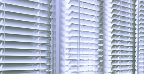 quality white blinds