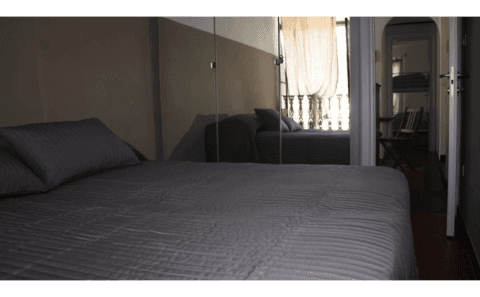 camere ampie e confortevoli