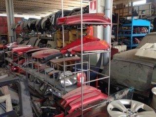 motori e carrozzeria usata
