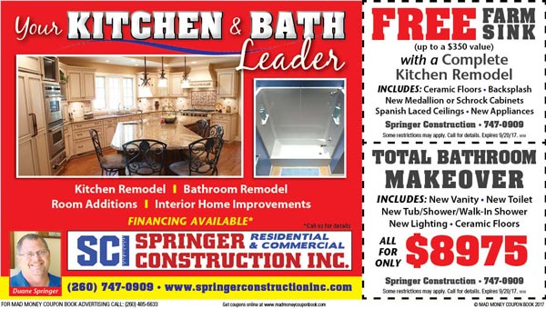 springer kitchen and bath