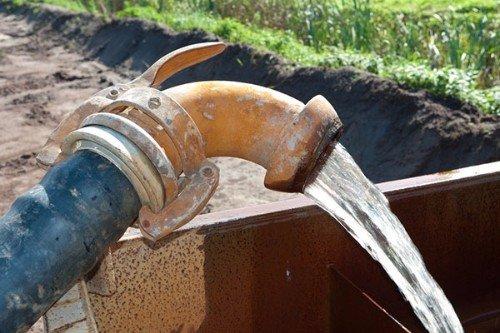 Bocchetta per la depurazione di acque fognarie
