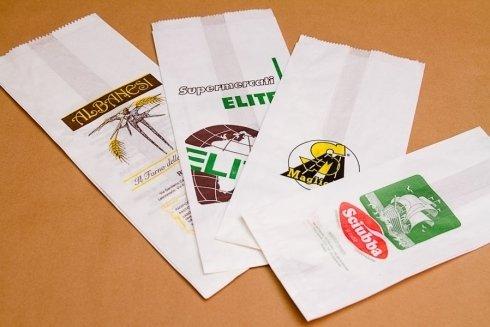 fornitura sacchetti per alimenti in carta con fondo piatto, alpignano, pianezza, collegno, rivoli,
