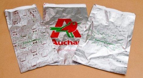 sacchetti in alluminio salvafreschezza