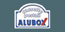 logo - alubox cassette postali