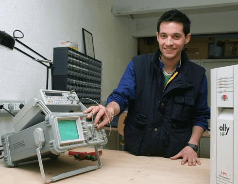 costruzioni elettromeccaniche