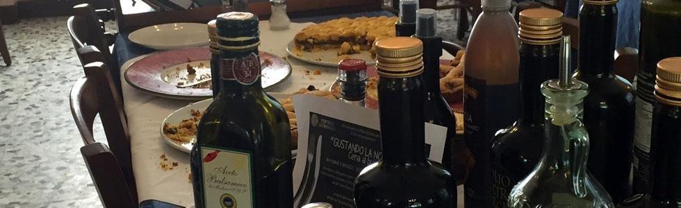 Cantina vini a Parma