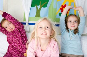 Montessori daycare