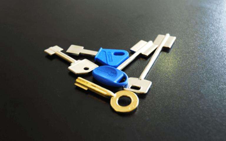 chiavi di sicurezza