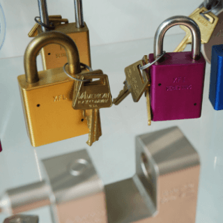 serrature di sicurezza