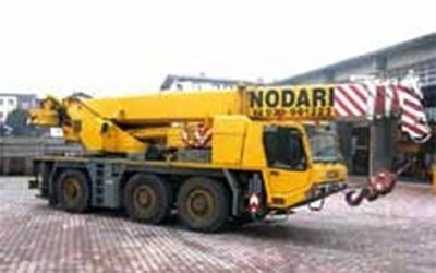 camion per lavori