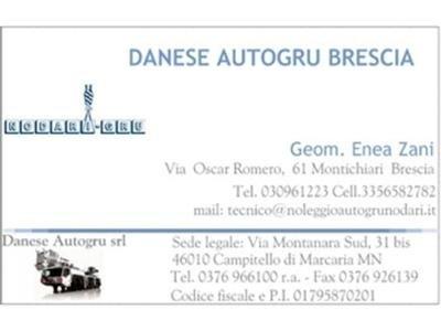 Danese Autogrù Brescia