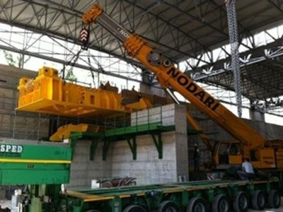 macchinari movimentazione merci