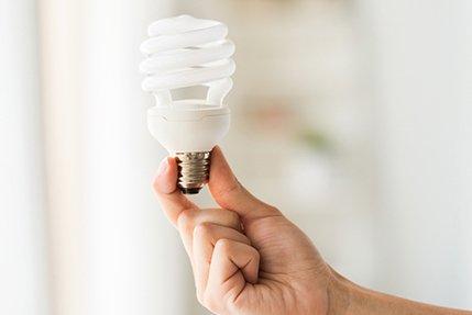 Vendita lampade a Riccione