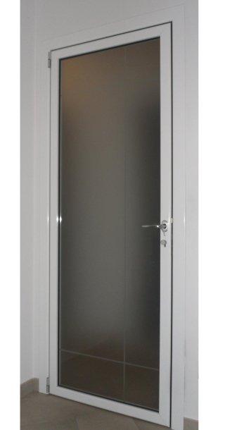 Serramenti alluminio bologna m e a - Porte interne alluminio e vetro ...