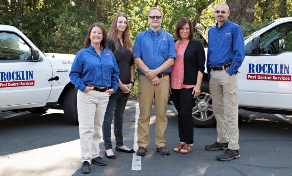 Commercial Pest Control Employees In Rocklin, CA Picture - Rocklin Pest Control