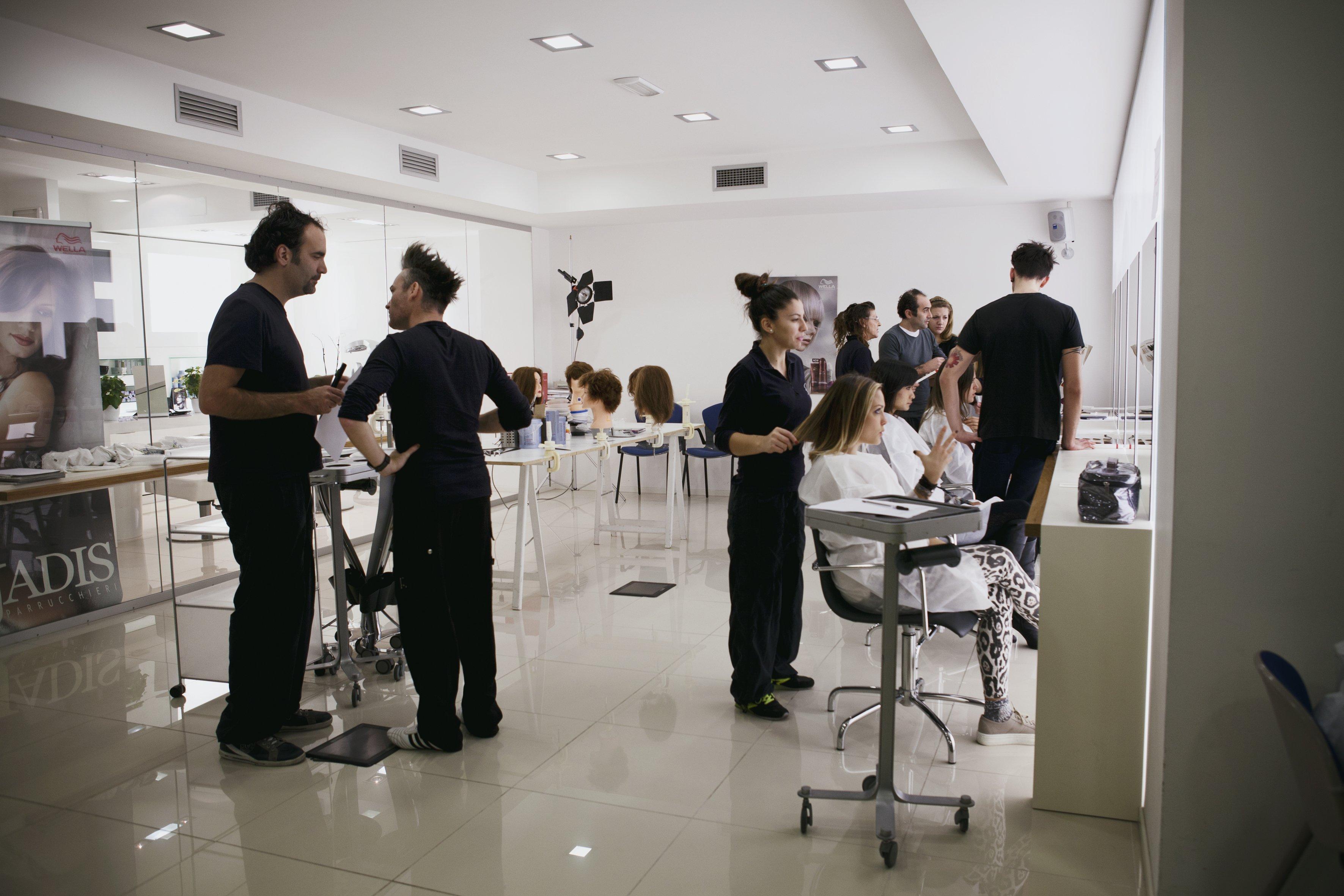 salone del parrucchiere Gibo a Rimini
