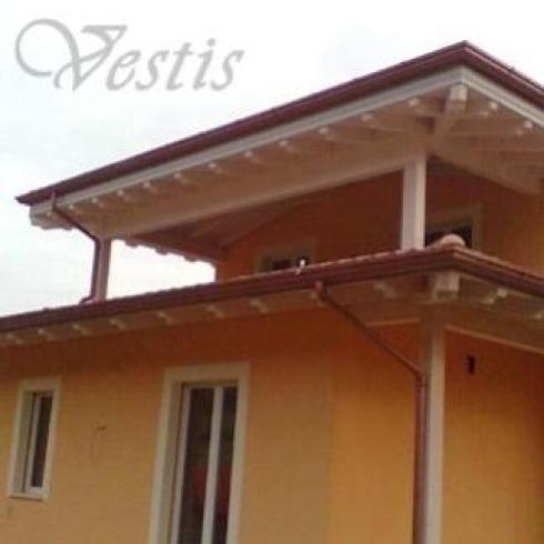 Raccordi in rame per i tetti