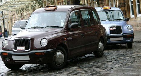 taxis for hire