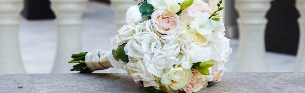 bouquet e allestimenti matrimoni Iannoni fiori Genova