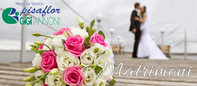 Promozione Matrimoni Fiorista Iannoni Genova
