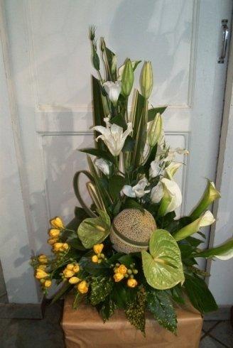 Composizioni floreali Genova