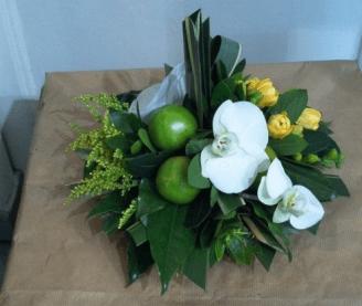 Centrotavola fiori Genova