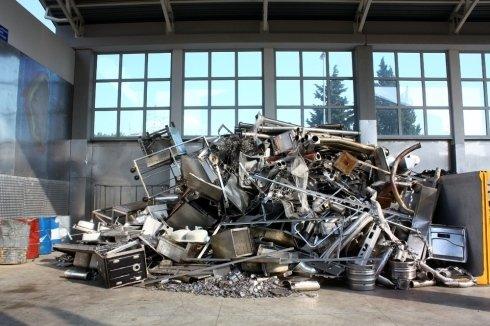 recupero ferro acciaio