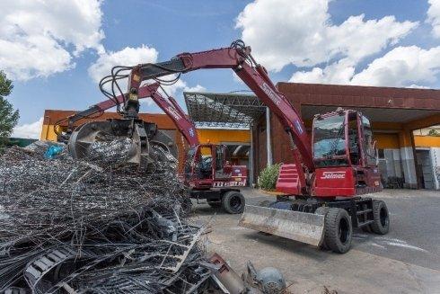 servizio di stoccaggio rifiuti, deposito rifiuti, magazzino rifiuti