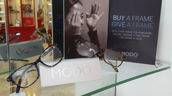 occhiali Modo