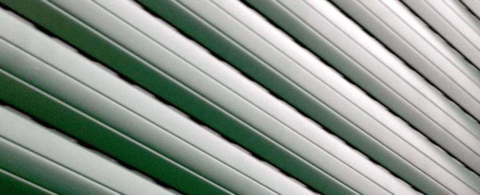 serrande in alluminio