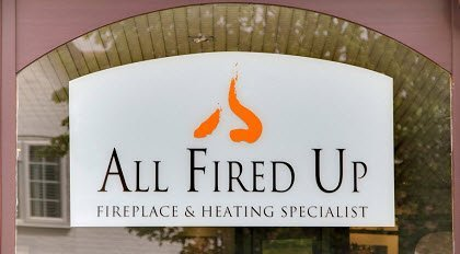 All Fired Up fireplace and heating specialist Ripley Surrey