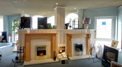 Fireplace showroom Ripley Woking Surrey
