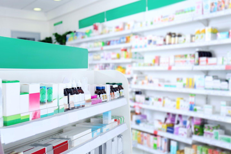 interno di farmacia