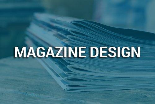 Magazine Design Layout Winston-Salem, NC