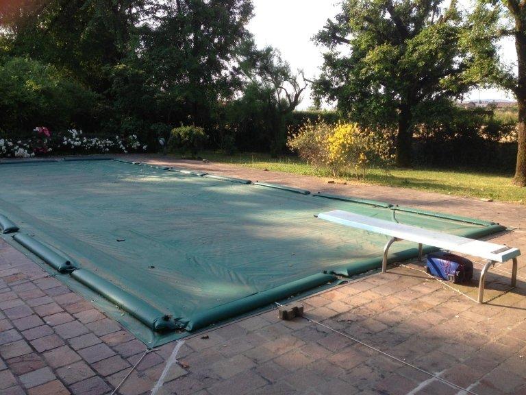 Teli in pvc per piscine reggio emilia branchetti teloni - Saldatura telo pvc piscina ...