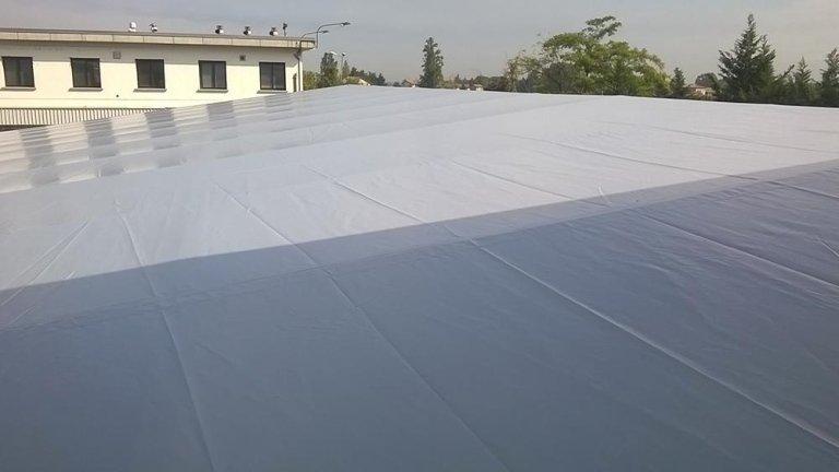 tetto capannone