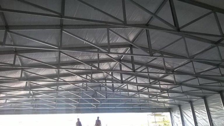 struttura acciaio