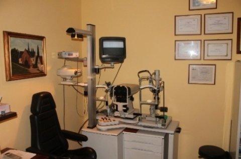 Controllo della vista, cataratta, astigmatismo