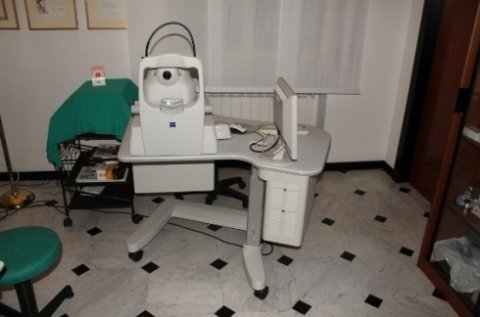cataratta secondaria e del glaucoma acuto, glaucoma cronico, glaucoma ad angolo stretto