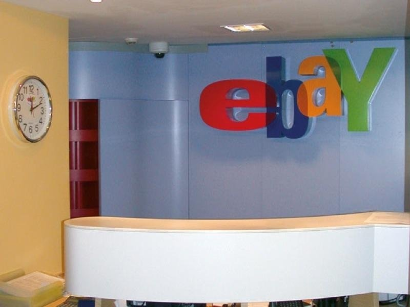 insegna ebay