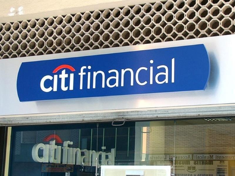 insegna citi financial
