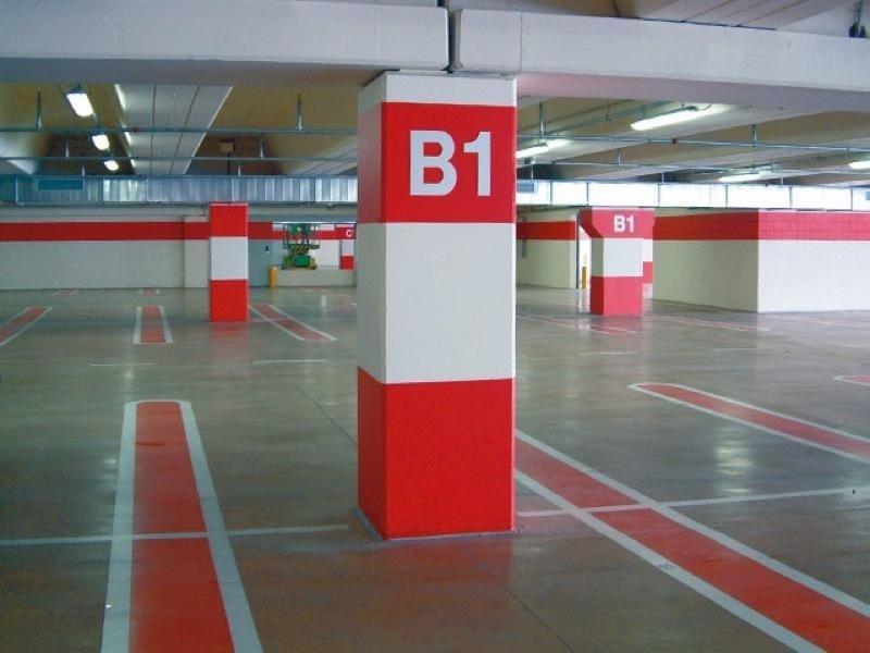 segnale parcheggio