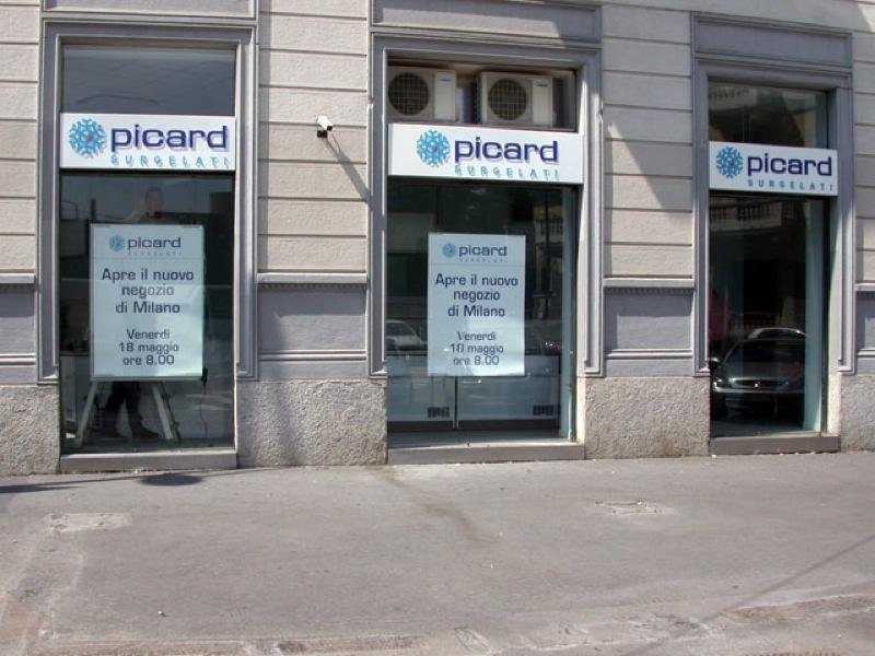 insegna franchising picard