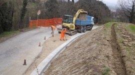 opere di manutenzione, ristrutturazione edile, scavi per fognature