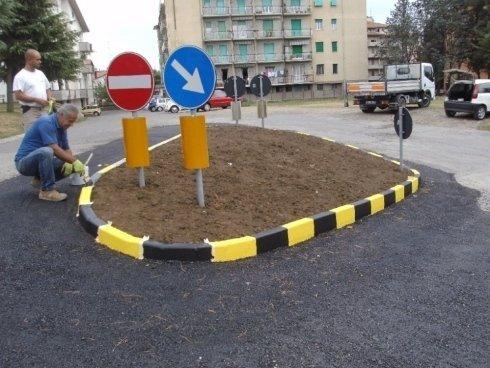 Realizzazione lavori stradali