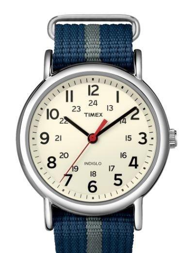 orologio Timex con cinturino in tessuto