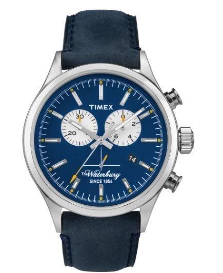 elegante orologio marca Timex