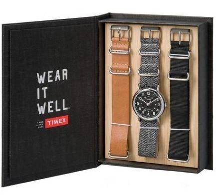 confezione regalo orologio