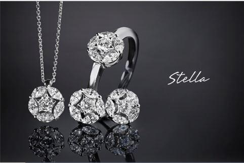 Accessori della collezione Stella